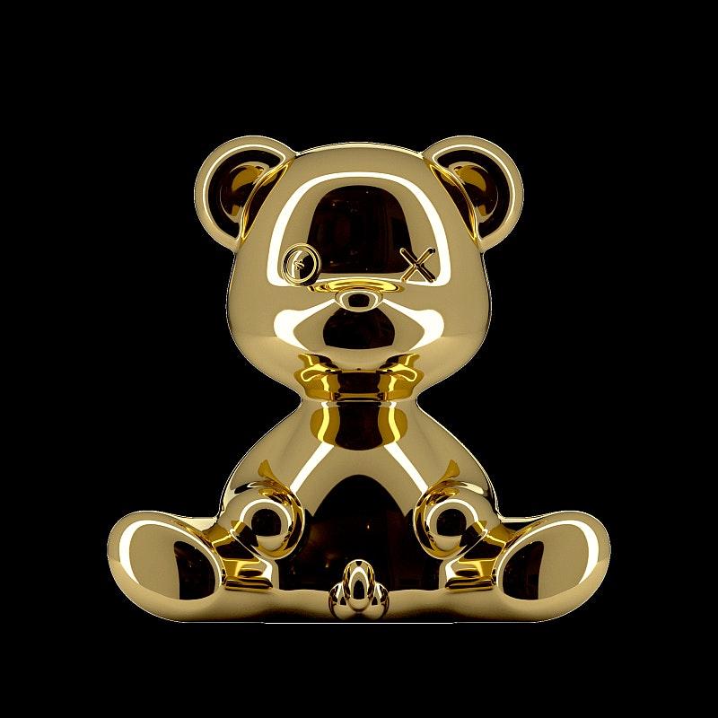 Qeeboo Teddy Boy Metal Tischleuchte 1