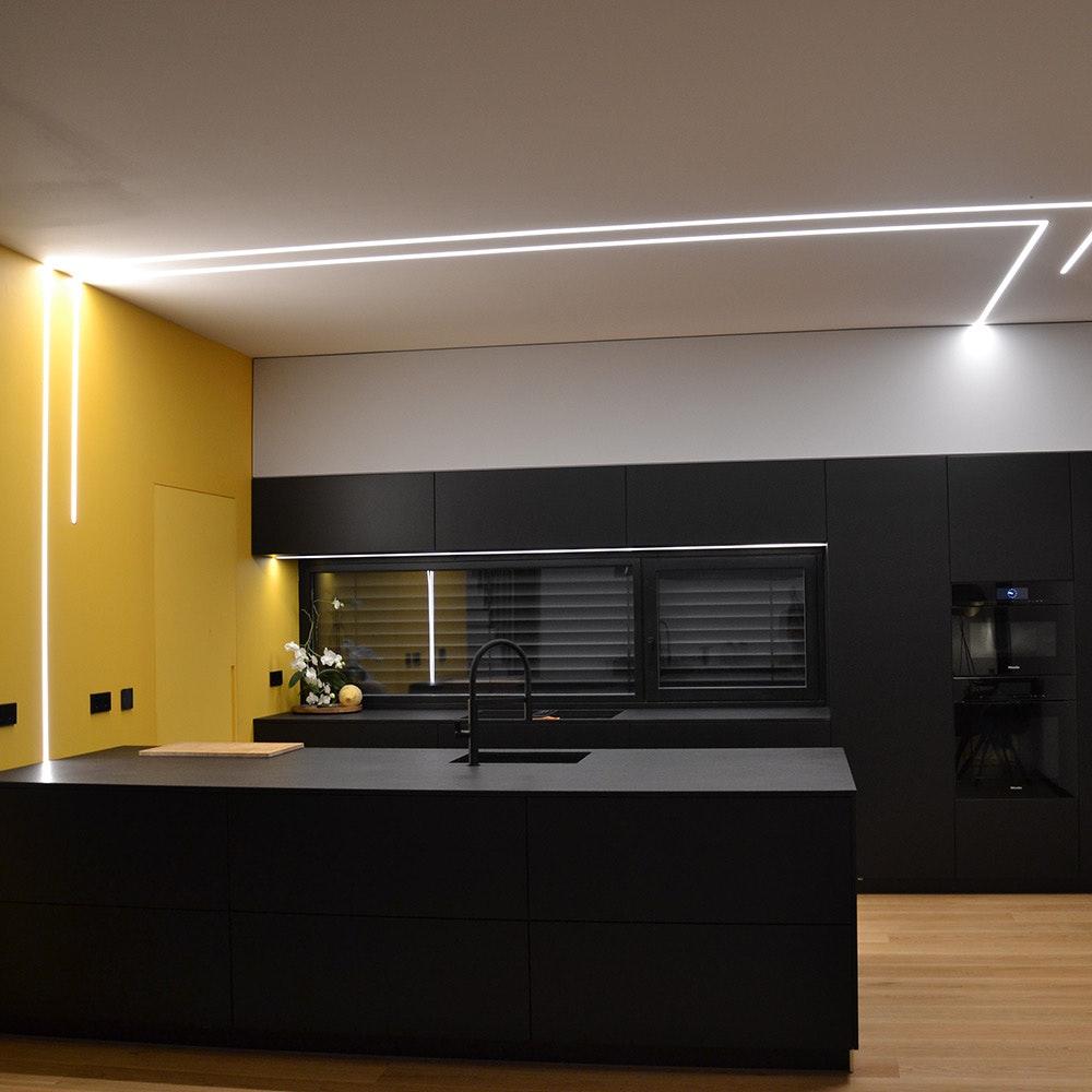 LED Strip Komplettset inkl. Trafo und Steuerung  39
