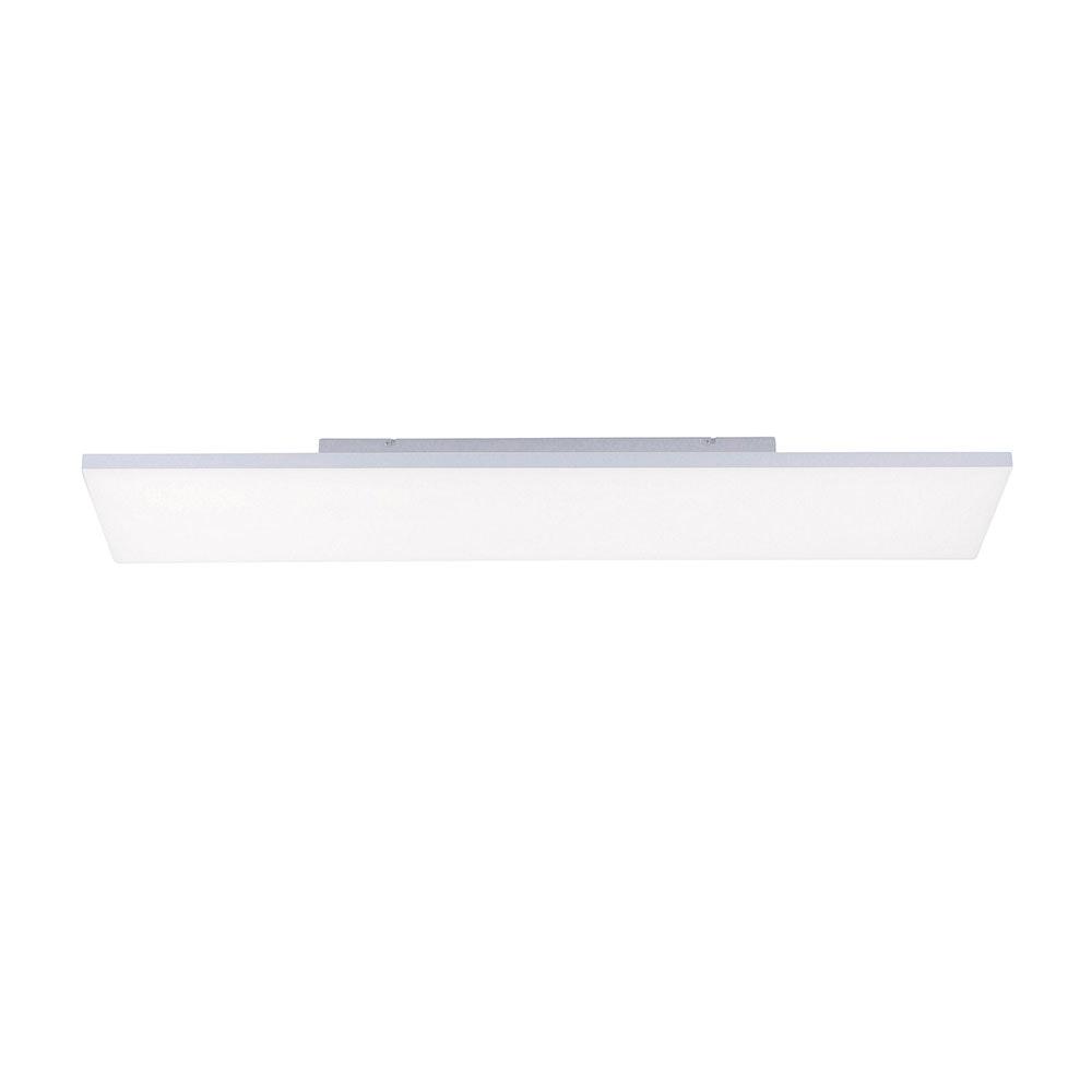 Q-Flat 2.0 rahmenloses LED Deckenleuchte 100 x 25cm CCT + FB Weiß 2