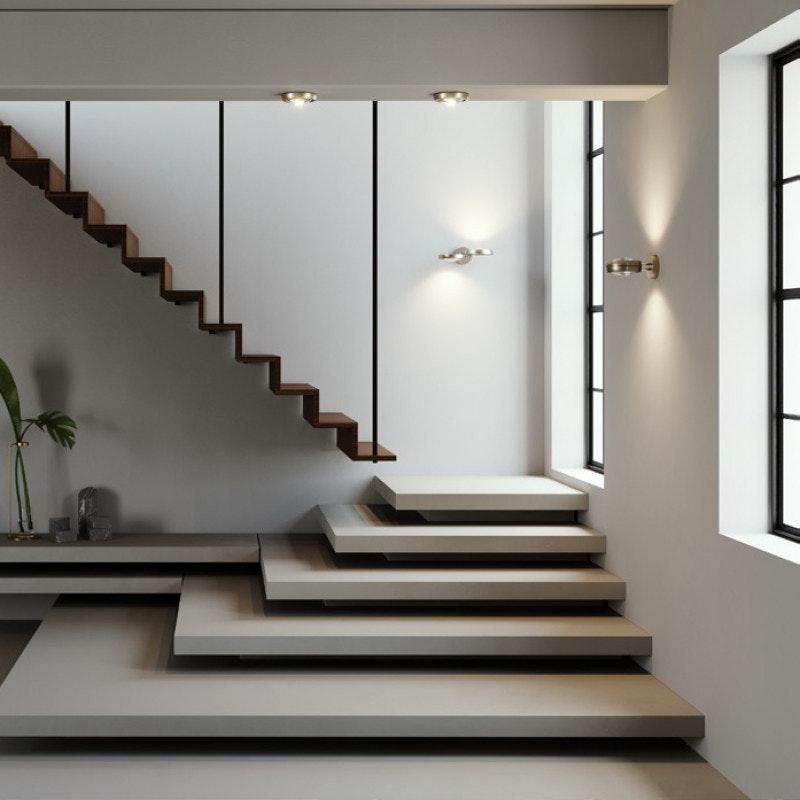 Studio Italia Design Nautilus LED Spot-Deckenleuchte  2