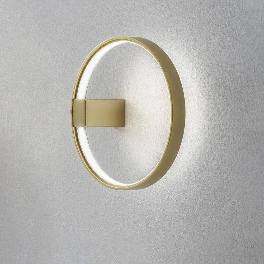 Panzeri Zero Round LED-Wandleuchte Ring thumbnail 5
