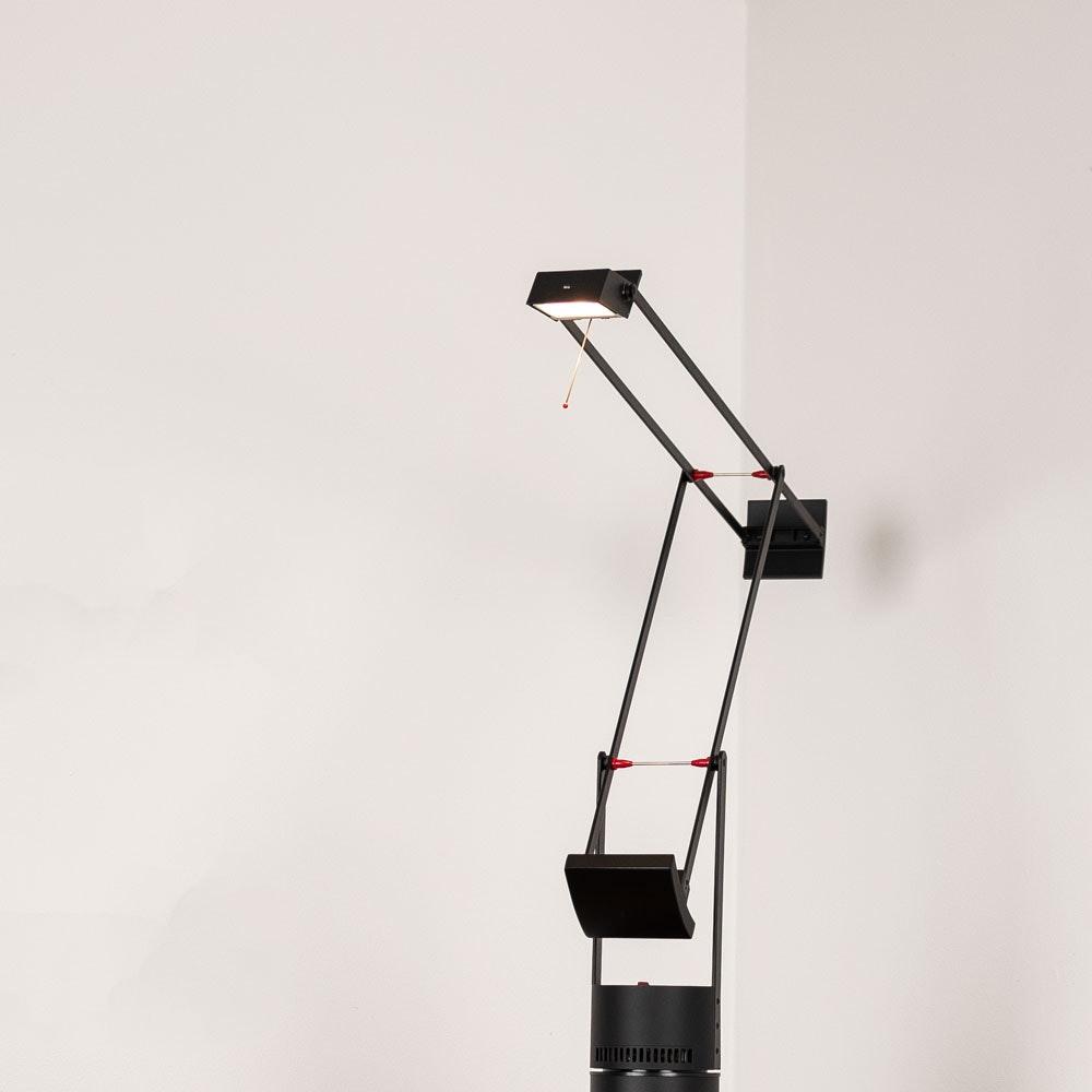Artemide Tizio 50 Schreibtischlampe Schwarz 2
