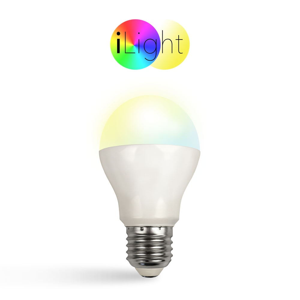 s.LUCE iLight E27 LED Glühbirne 6W CCT