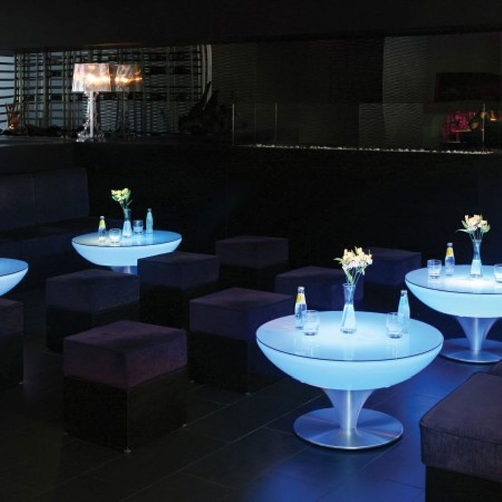 Moree Lounge Table LED Tisch Pro mit Akku 45cm 4