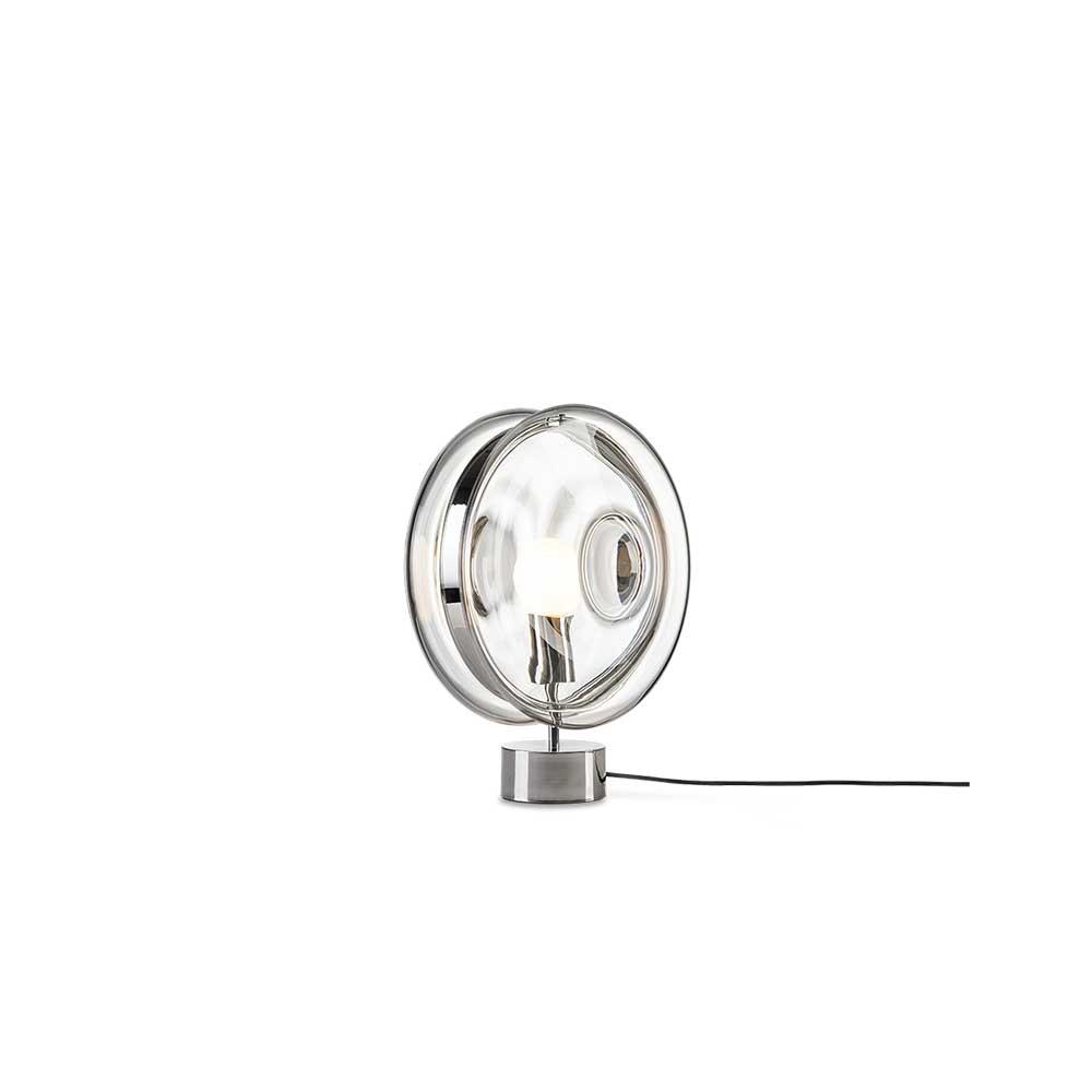 Bomma Glas-Tischlampe Orbital Ø 36cm 14
