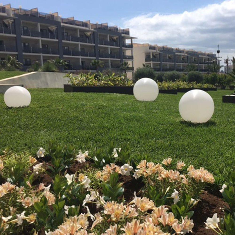 s.LUCE Globe+ Set Garten Kugelleuchten  8