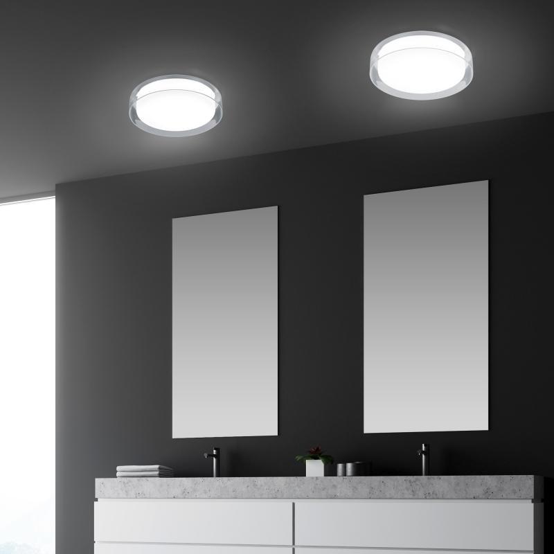Helestra LED Badlampe Olvi 1020lm IP44 2