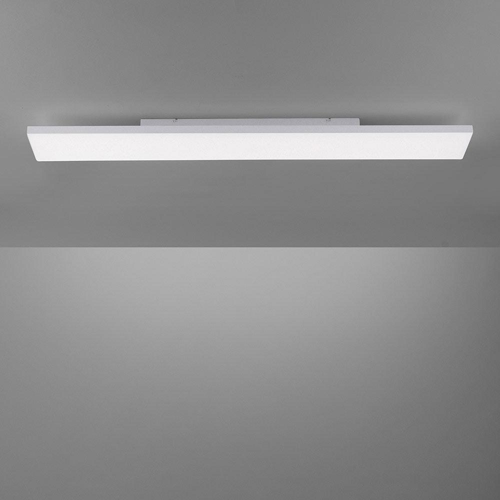 Q-Flat 2.0 rahmenloses LED Deckenlampe 100 x 10cm CCT + FB Weiß thumbnail 5