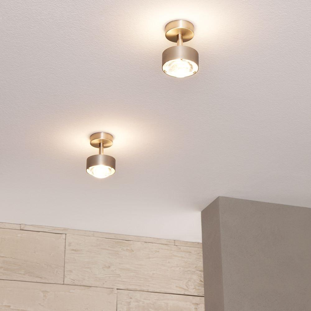 Top Light Deckenspot Puk Turn Up- & Downlight 1