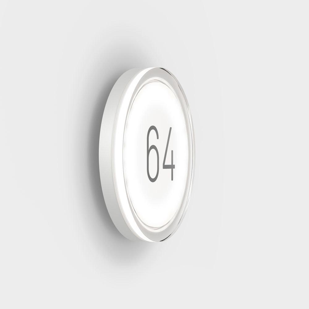 IP44.de Lisc Hausnummernleuchte Number IP65 4