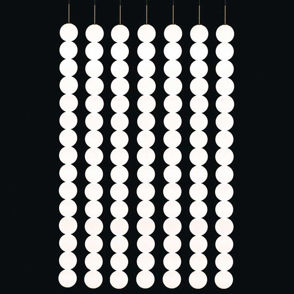 Terzani Abacus LED Design-Hängeleuchte 5er thumbnail 3