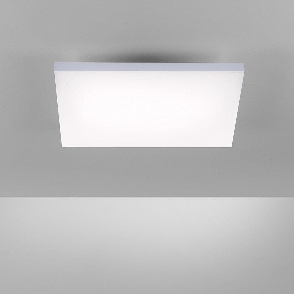 Q-Flat 2.0 rahmenlose LED Deckenleuchte 45 x 45cm CCT + FB Weiß thumbnail 6