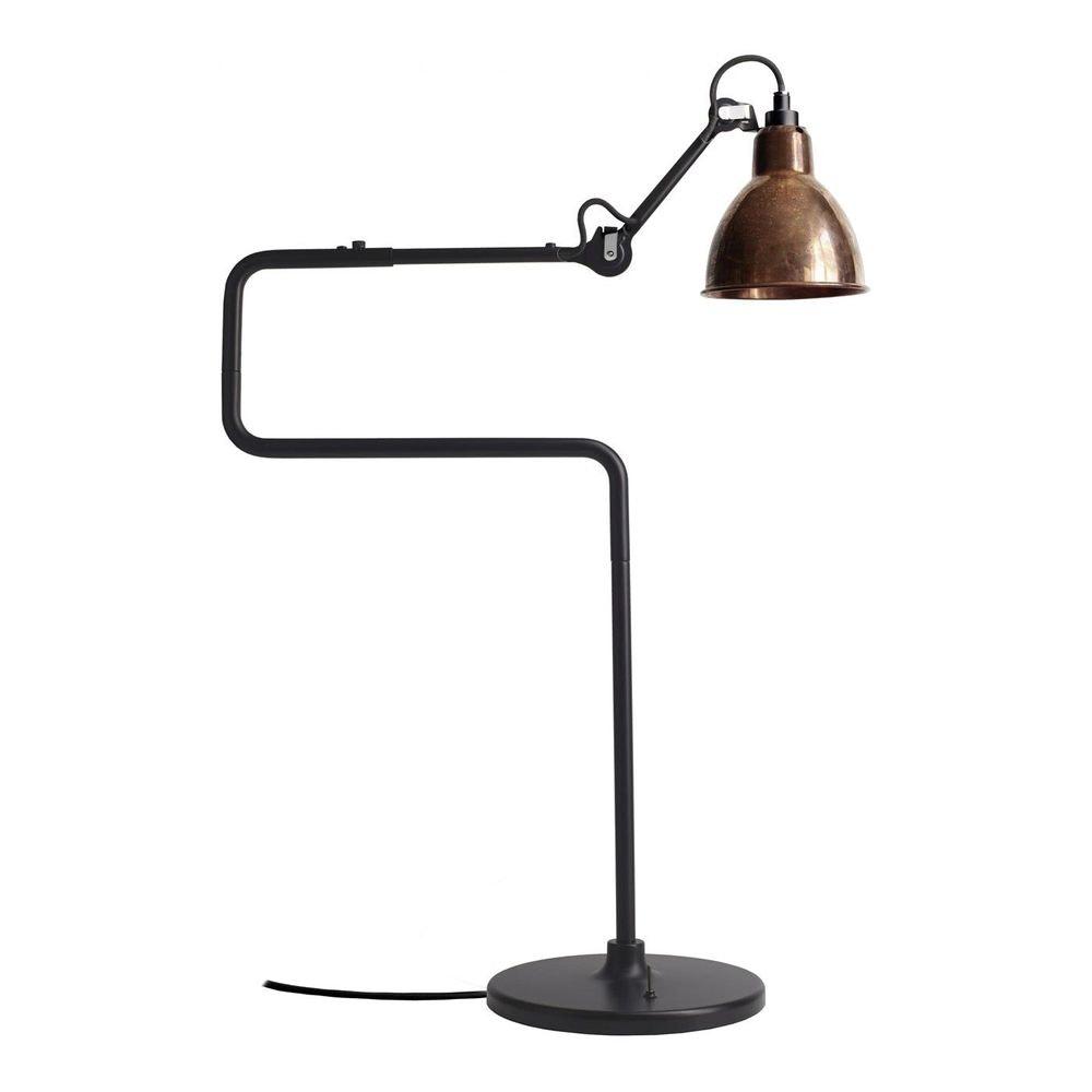 DCW Gras N°317 Tischlampe mit Schirm schwenkbar 15
