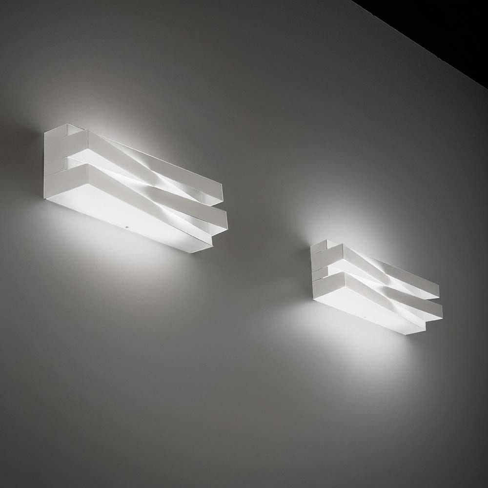 Panzeri Cross LED Wandlampe indirekt und direkt thumbnail 5