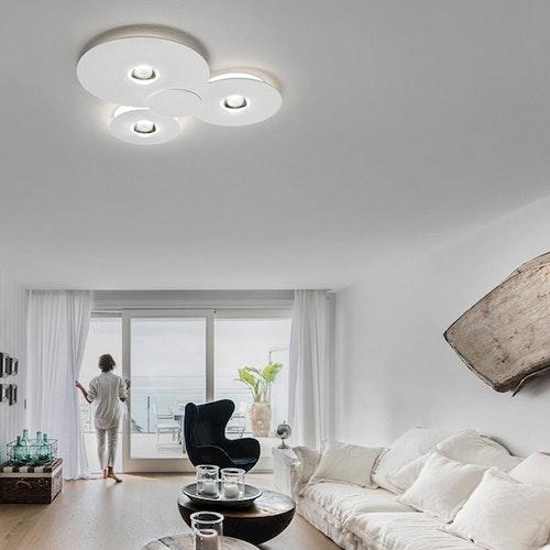 Lodes Bugia Triple LED Deckenlampe 7