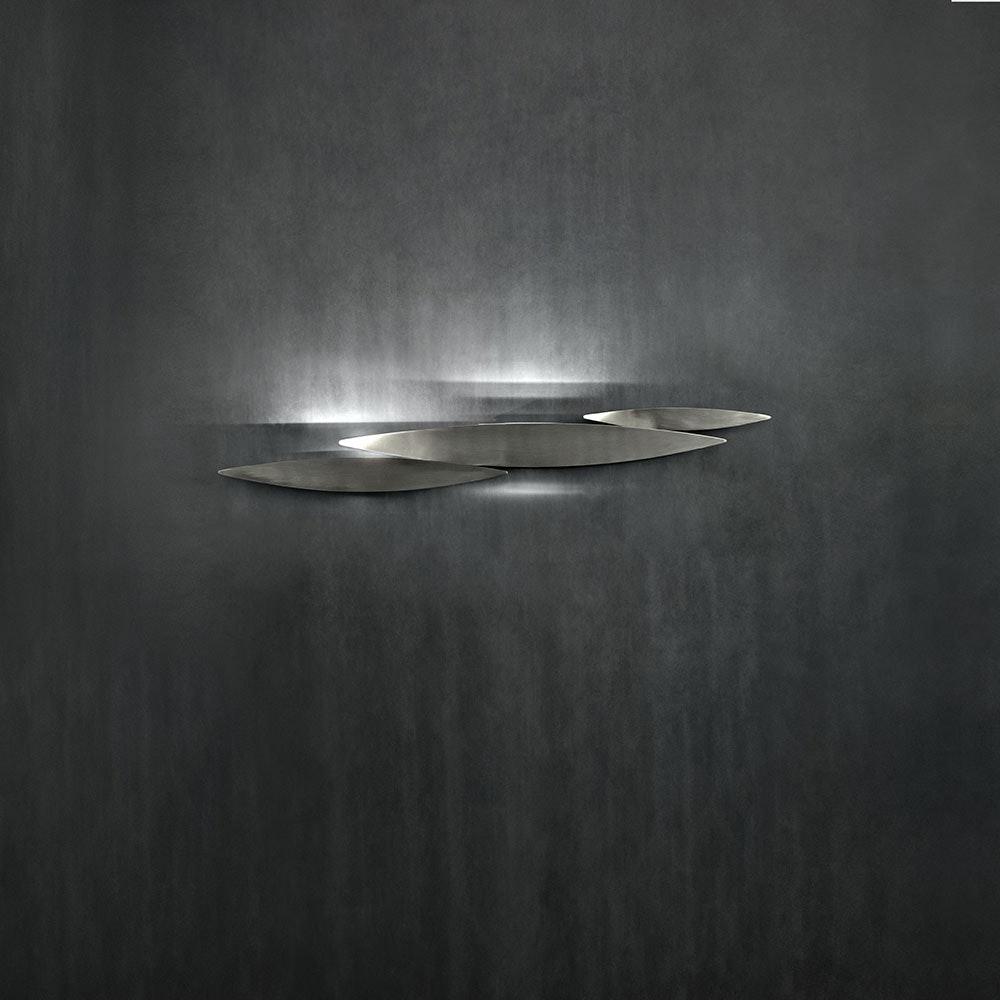 Terzani I Lucci Argentati LED Design-Wandlampe 2
