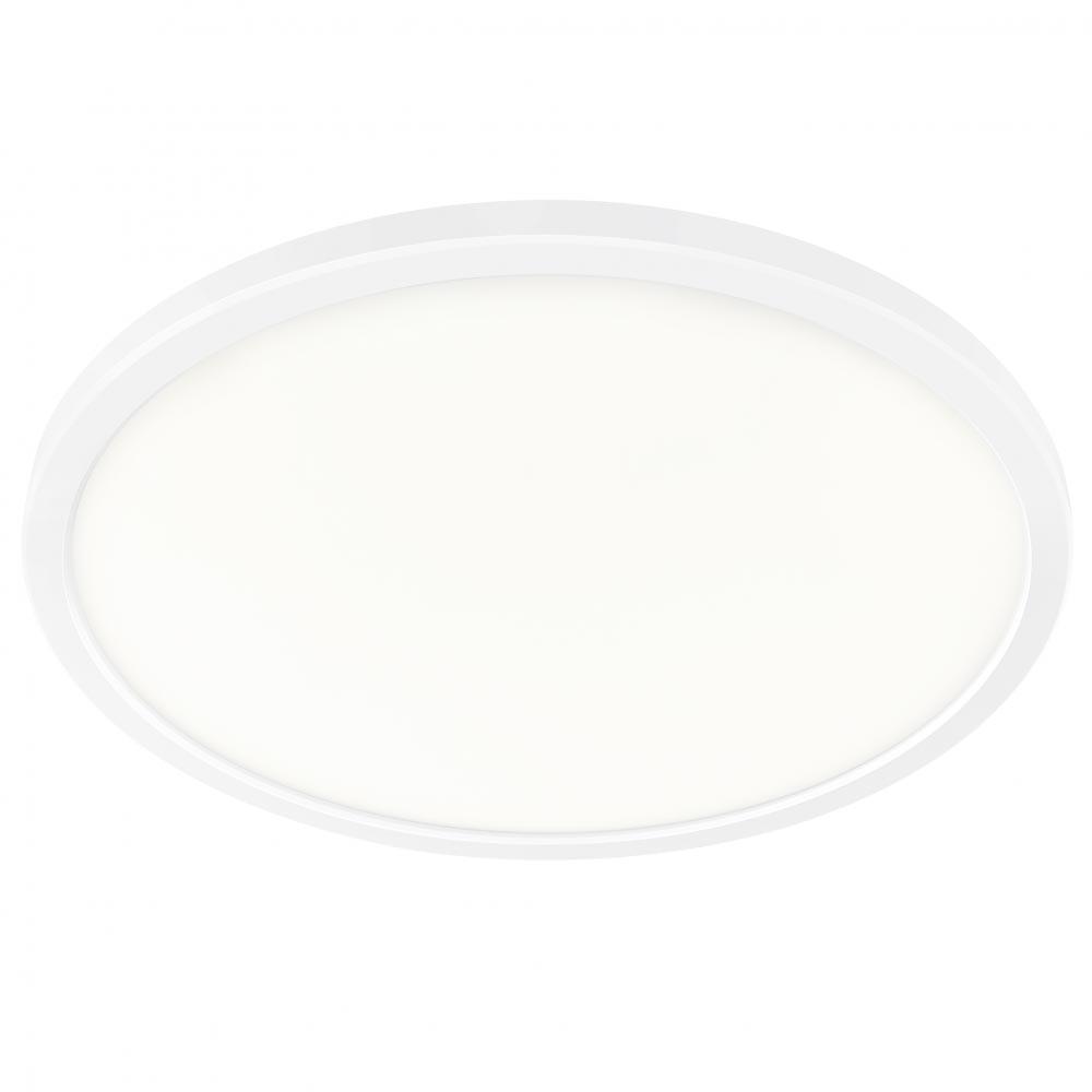 LED Deckenlampe Board 29 Direkt & Indirekt 2700K Dimmbar IP54 Weiß  2