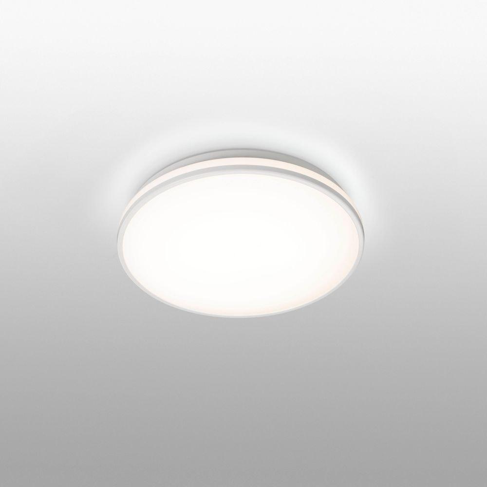 LED Deckenleuchte Foro IP44 Weiß