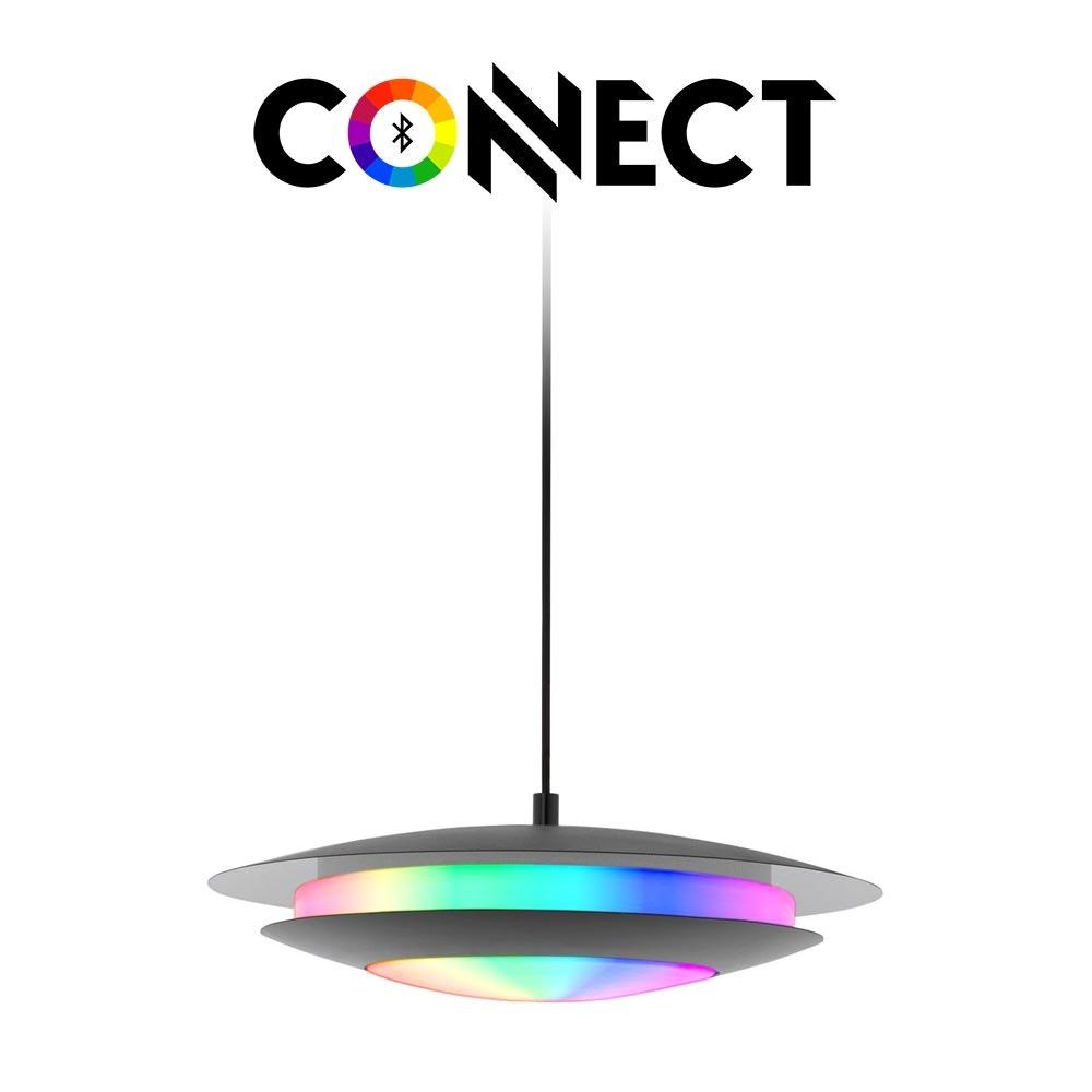 Connect LED Hängelampe Ø 48cm 3400lm RGB+CCT 2