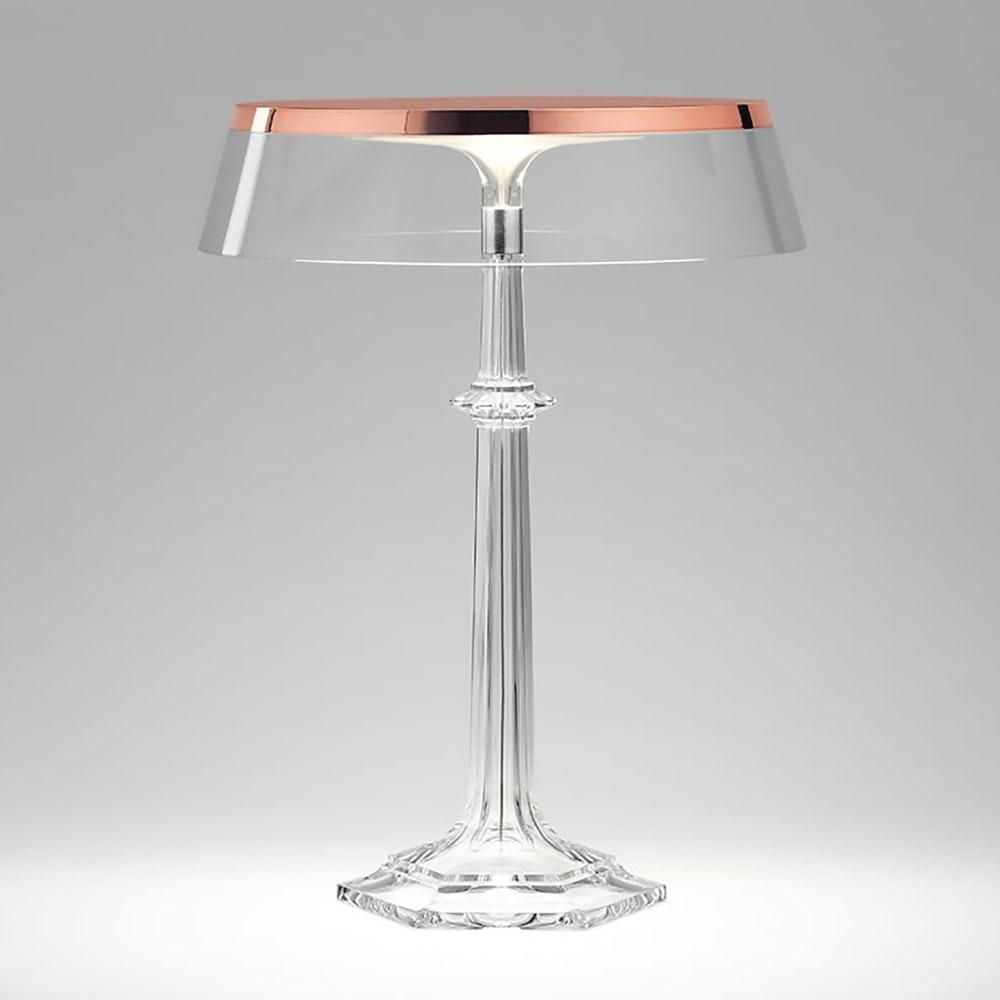 FLOS Bon Jour Versailles LED Tischlampe mit Dimmer ohne Schirm 3