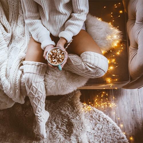 Cozy living lichterkeltte
