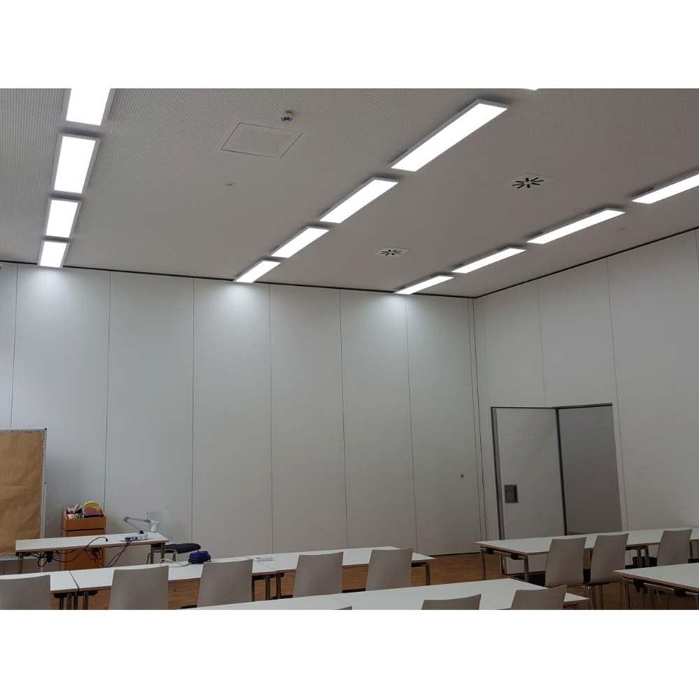 Q-Flat 120 x 30cm LED Deckenleuchte 2700 - 5000K Weiß
