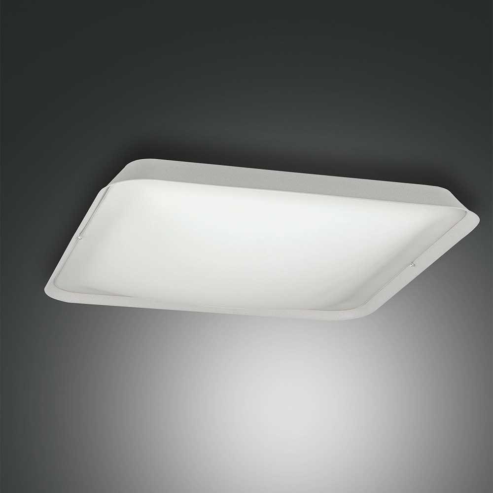 Fabas Luce moderne LED Deckenlampe Hugo aus Metall 2