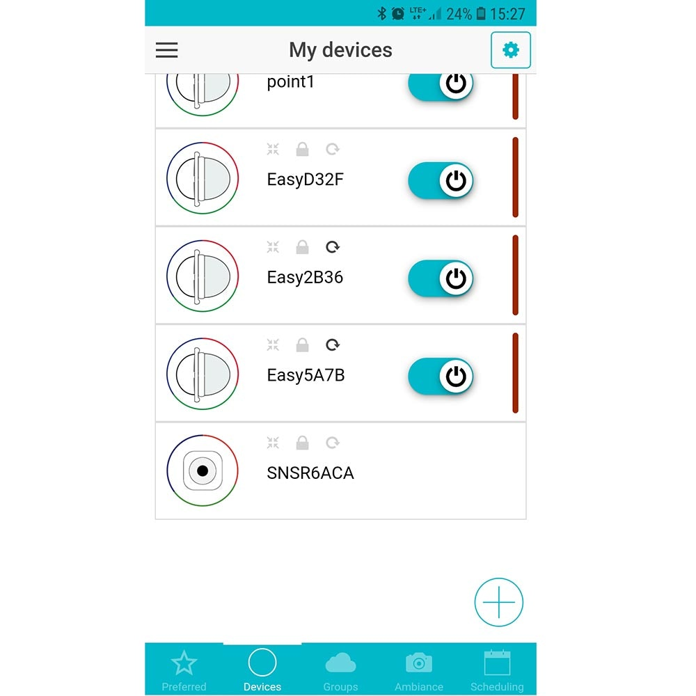 Smart Mesh Bewegungs-Sensor 2