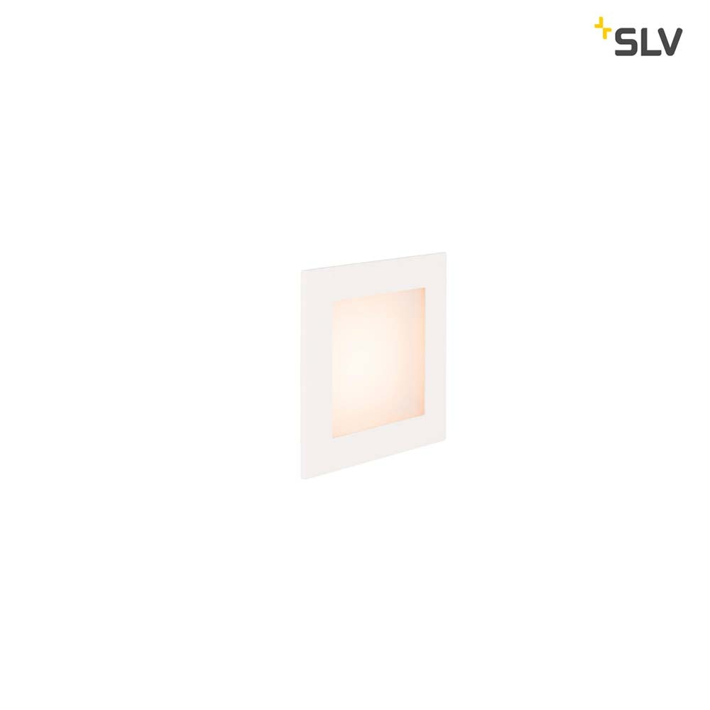 SLV Frame LED Basic Wandeinbauleuchte