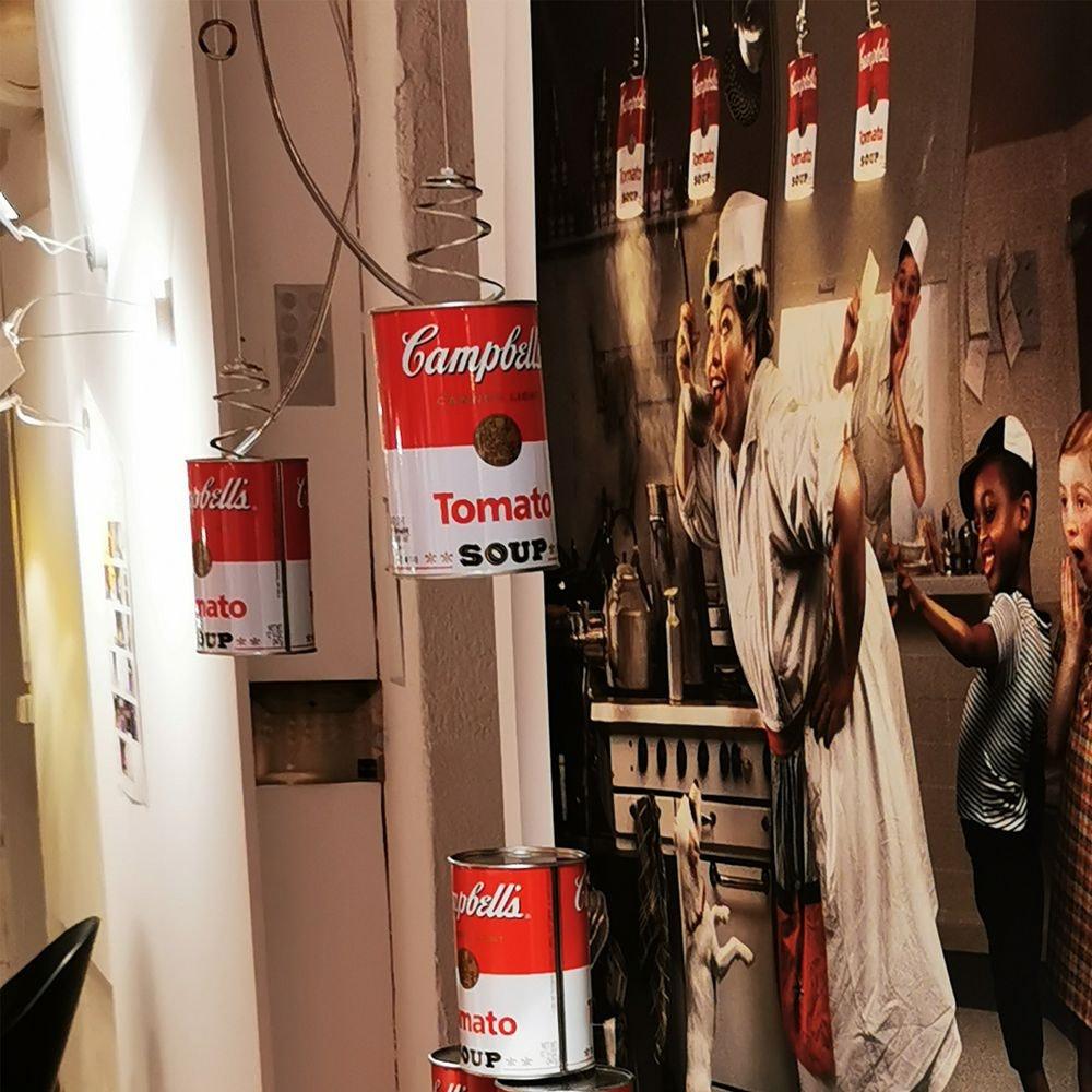 Ingo Maurer LED Wand- & Hängeleuchte Canned Light 1
