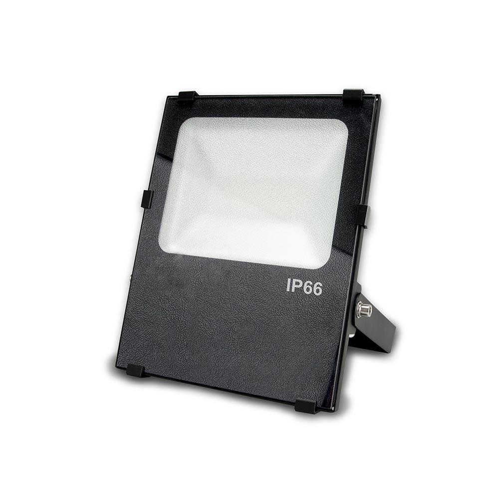 Profi LED Fluter Warmweiss 20W 2450lm Anthrazit IP66 1
