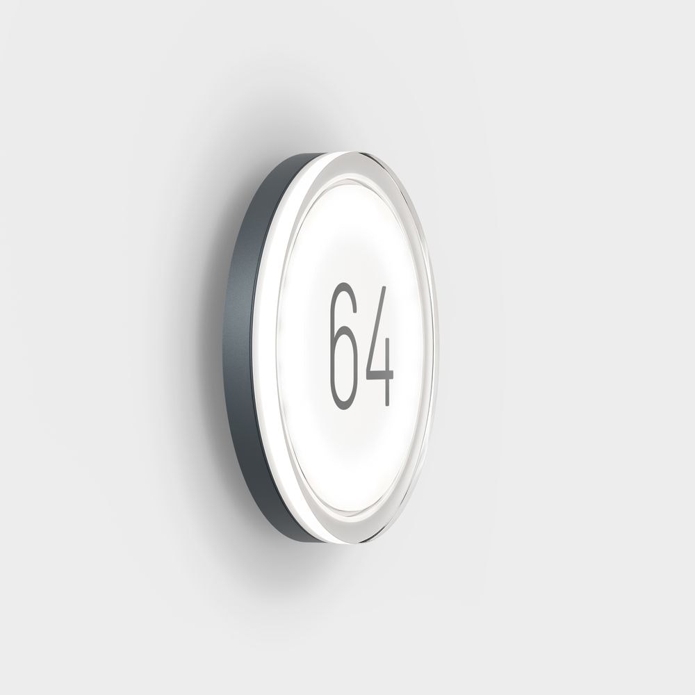 IP44.de Lisc Hausnummernleuchte Number IP65