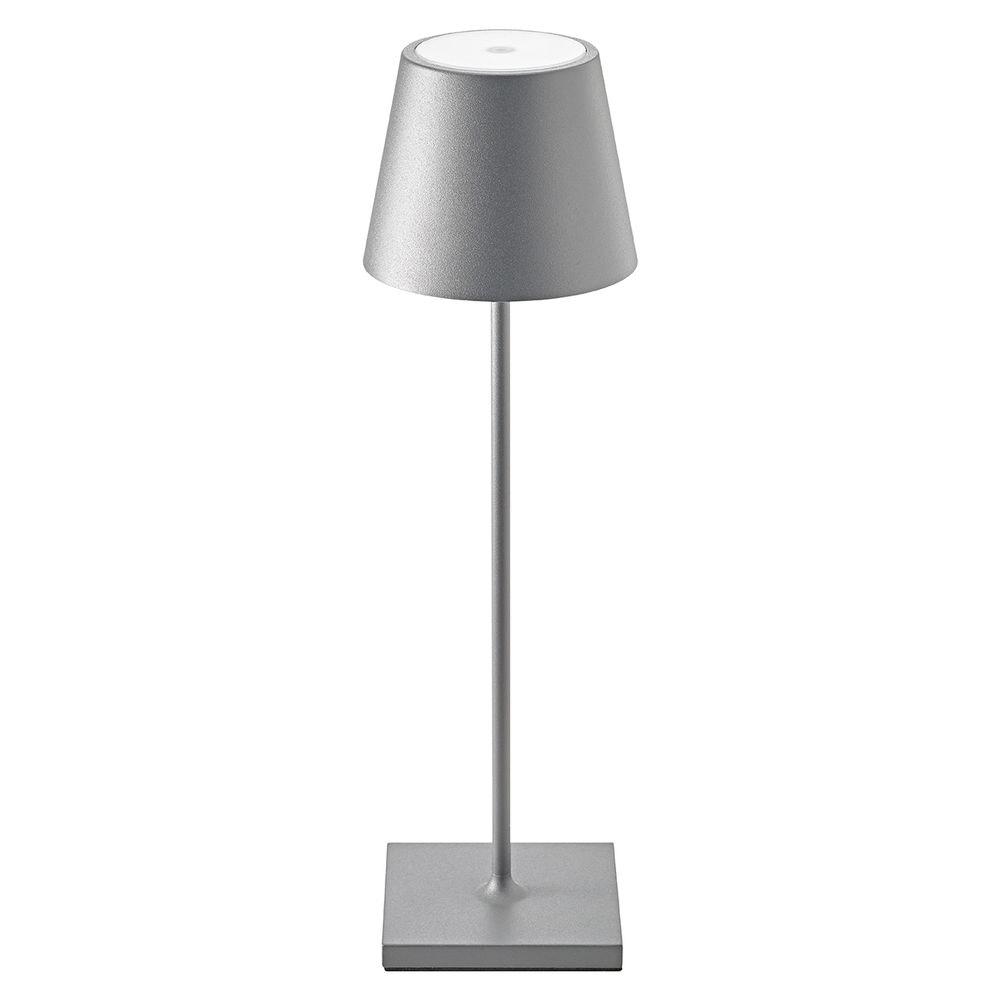 LED Außen Akku-Tischlampe Qutarg Easy-Connect IP54 13