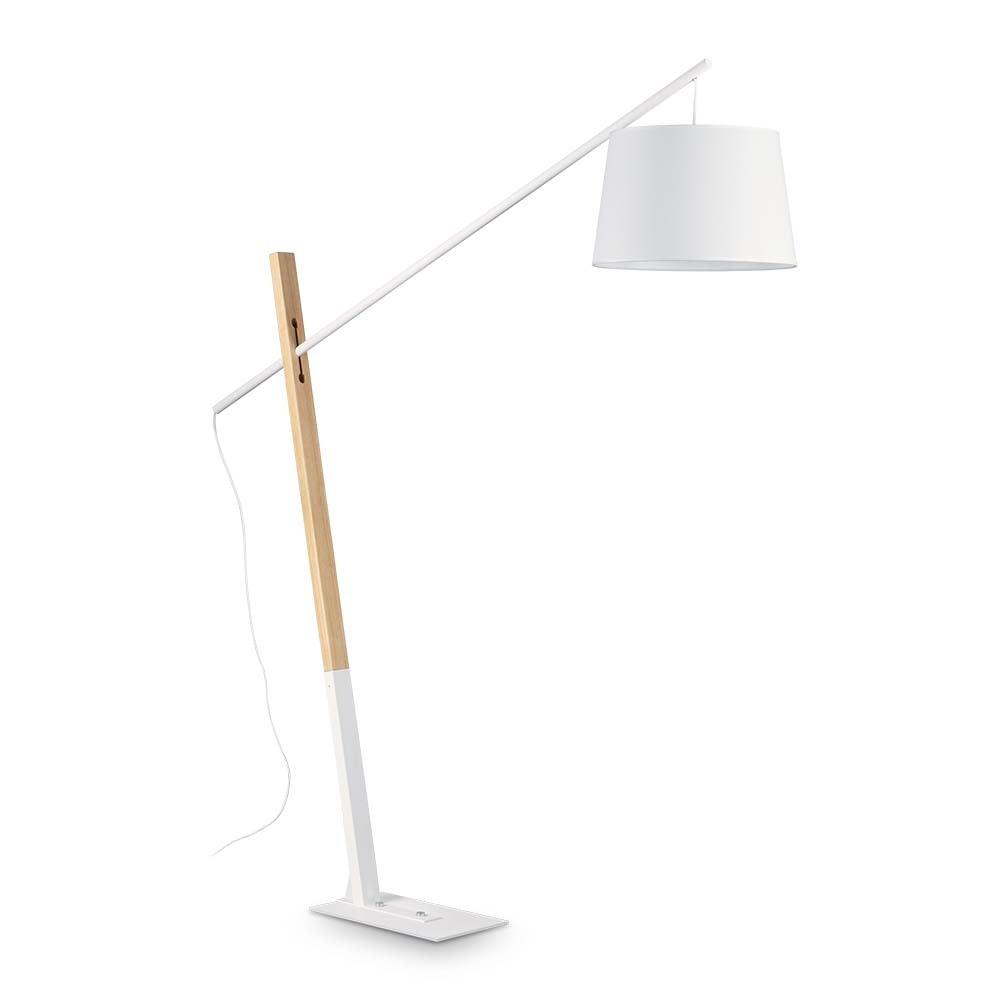 Ideal Lux Stehleuchte Eminent Weiß 2