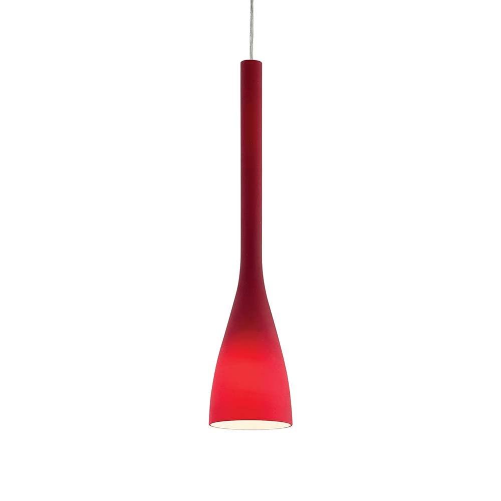 Ideal Lux Hängeleuchte Flut Sp1 Gross Rot