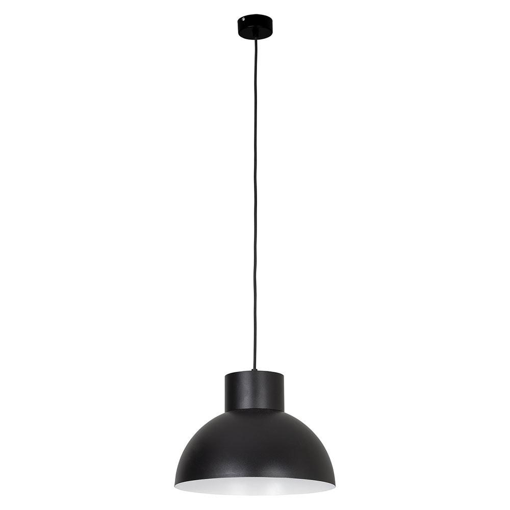 Wor Pendelleuchte Ø 33cm in modernen Design Schwarz