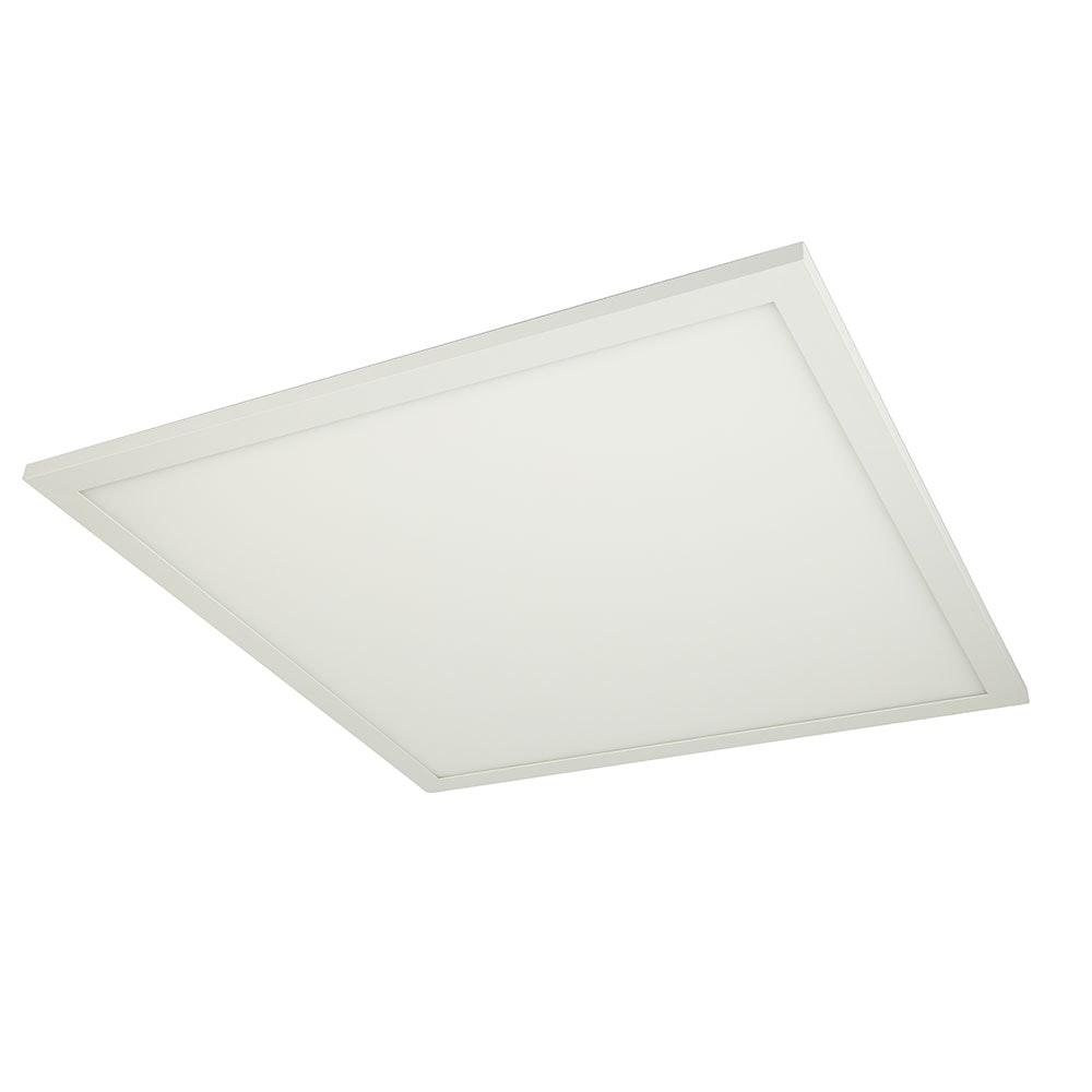 LED Deckenleuchte Rosi für Ein- und Aufbau Weiß, Opal 3
