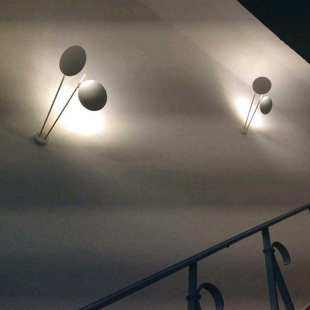 Catellani & Smith Lederam C2 LED Wand & Deckenleuchte 1