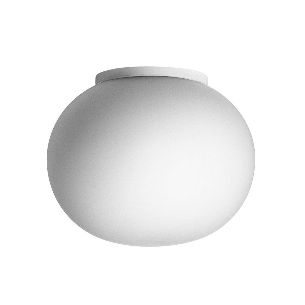 FLOS Glo-Ball C/W Zero Decken- oder Wandlampe Ø 19cm 3