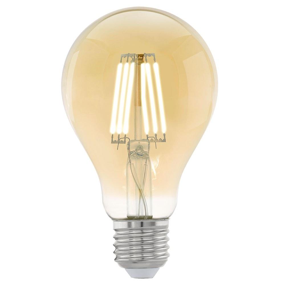 E27 LED Vintage Glühbirne 4W, 320lm Extra Warmweiß 1