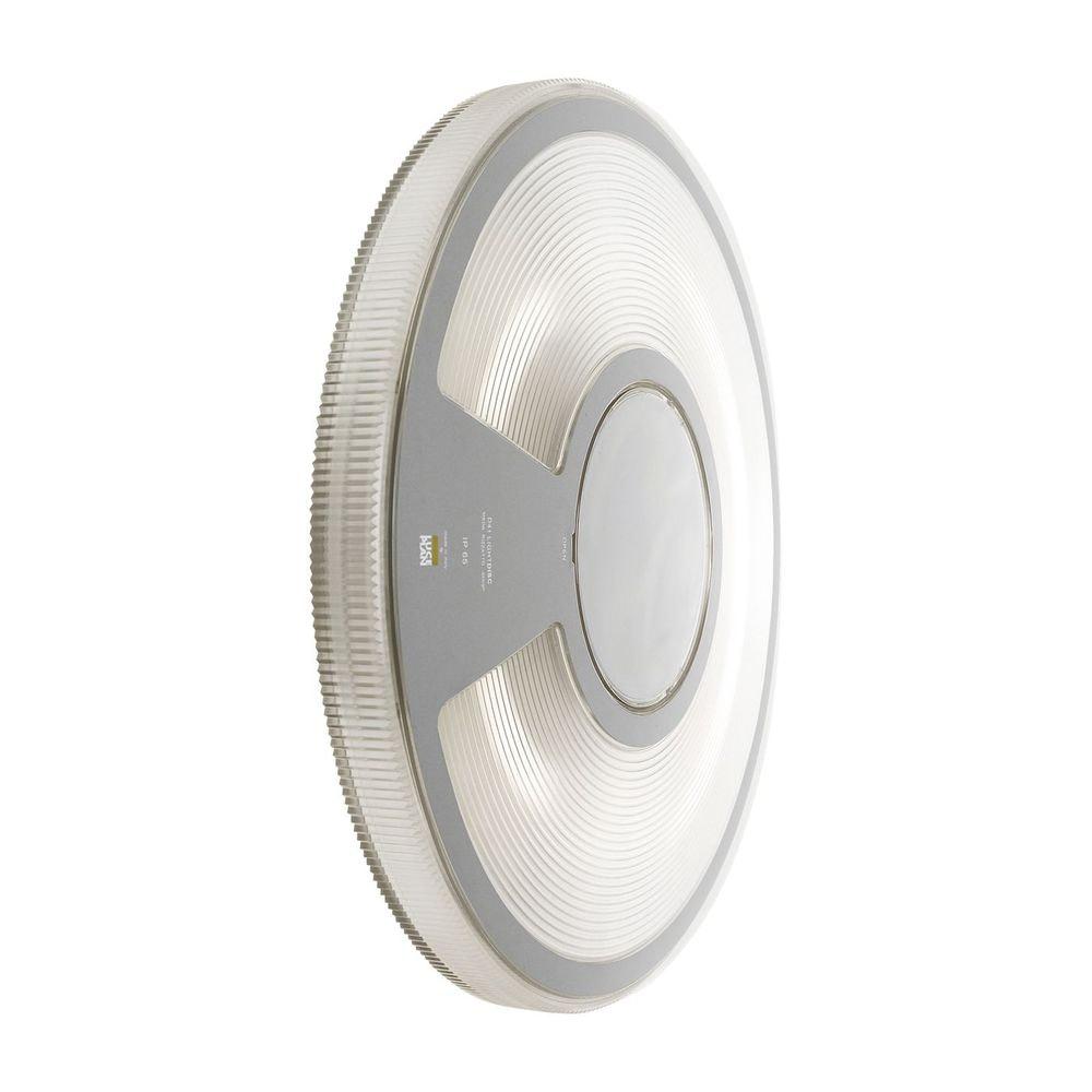 Luceplan Lightdisc LED Wand- & Deckenleuchte Ø40cm DALI Dimmbar IP65 7
