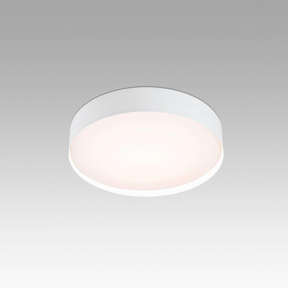 LED Deckenleuchte Vuk 2700K 3000lm IP44 Weiß