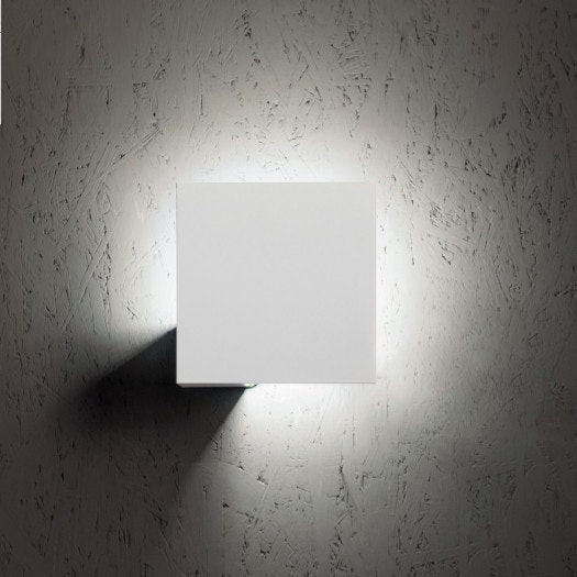 Lodes Puzzle eckig 18cm LED Wand- & Deckenleuchte 2