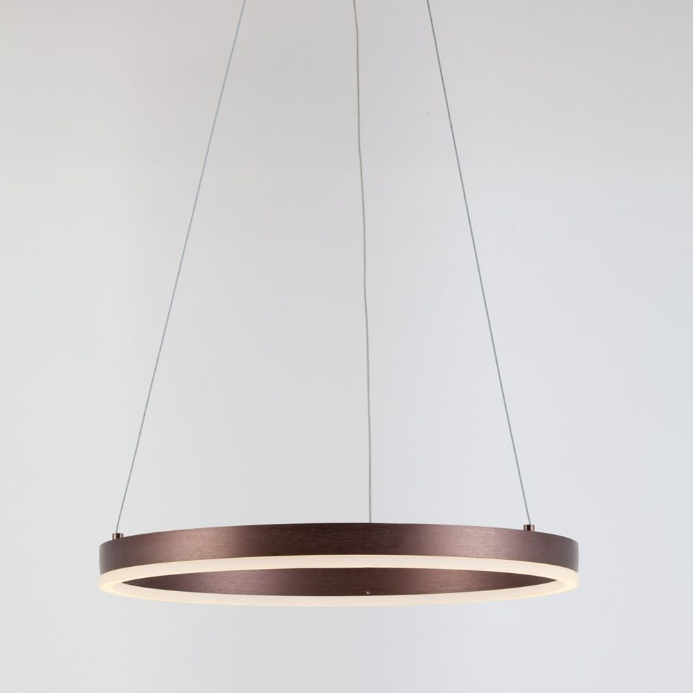 s.LUCE Ring 40 LED-Hängelampe 5m Abhängung 18
