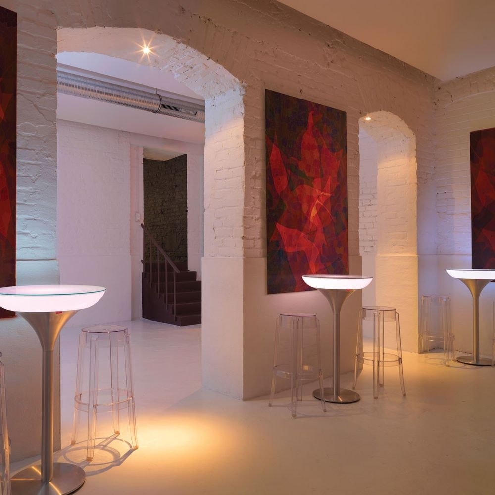 Moree Lounge M 105 LED Tisch 7