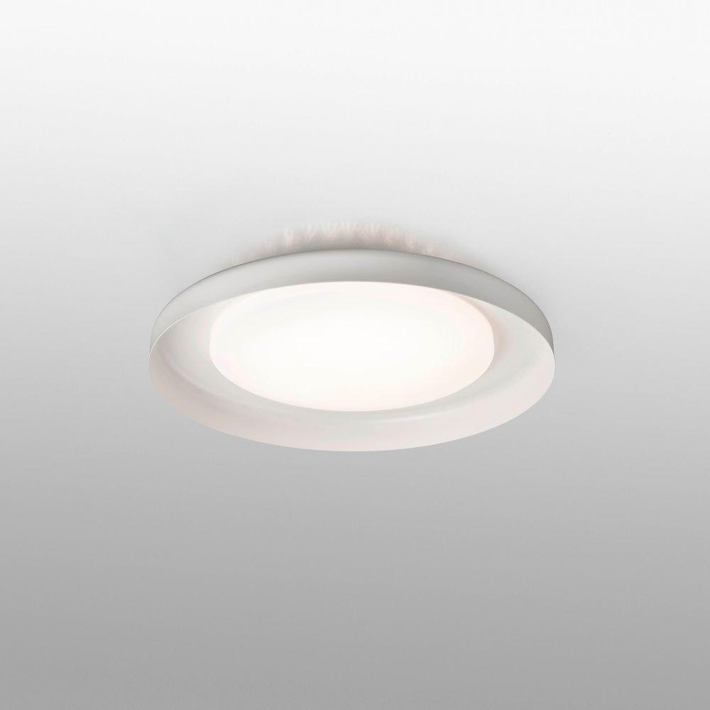 LED Deckenleuchte DOLME Ø 40cm 24W Weiß