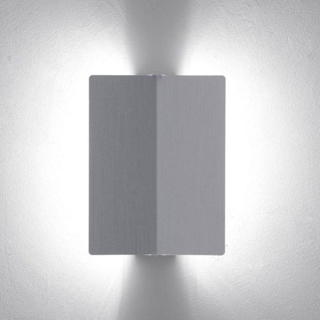 Nemo Applique À Volet Pivotant Plié LED Wandlampe 26x34 5