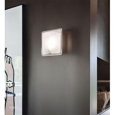 Luceplan LED Wand- & Deckenleuchte Illusion 23x23cm thumbnail 4