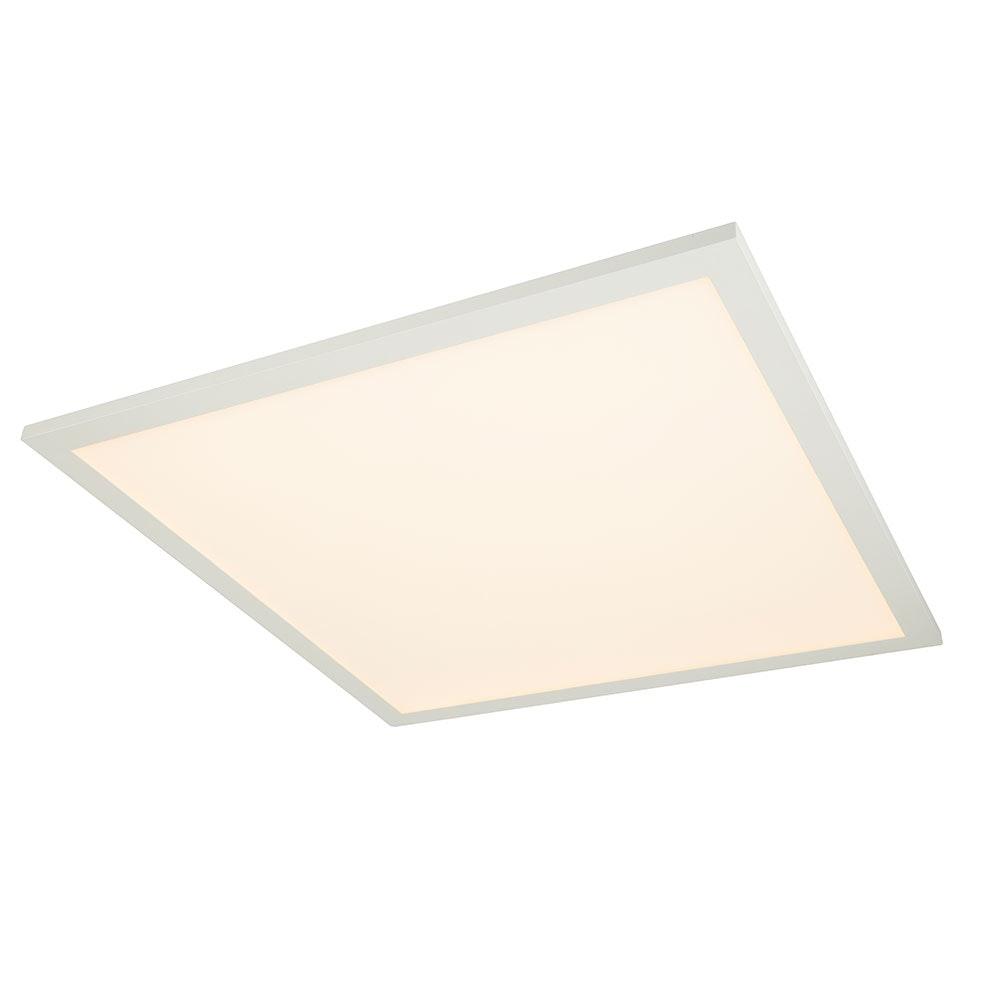LED Deckenleuchte Rosi für Ein- und Aufbau Weiß, Opal 2