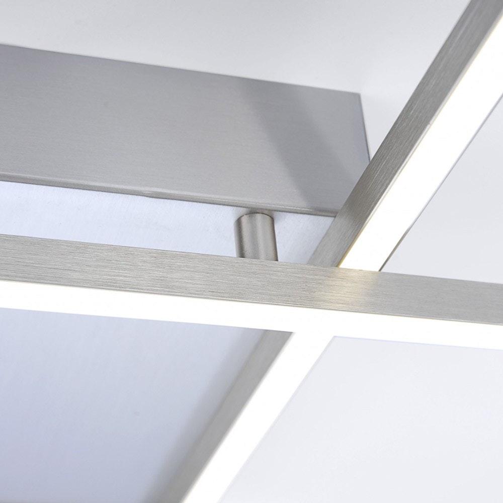 LED Deckenlampe Q-Inigo 2x 28W CCT 6